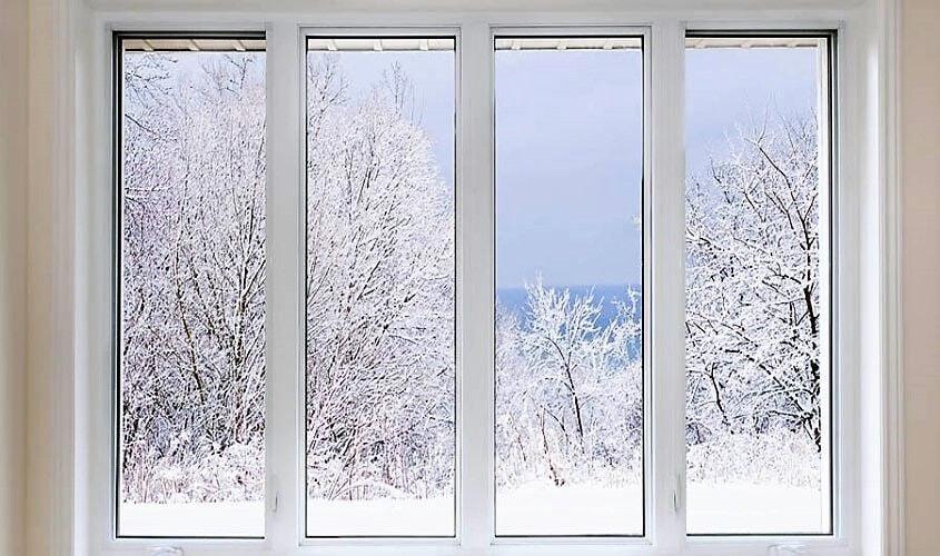 Заміна вікон зимою: так чи ні?